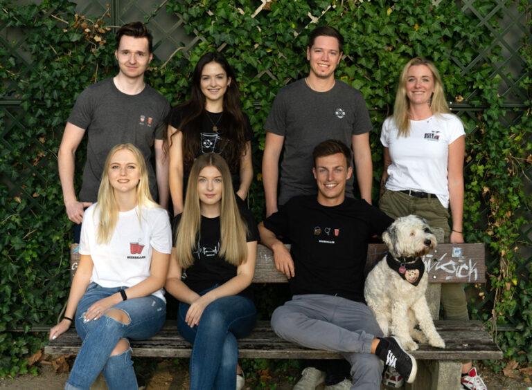 BeerBaller Familienfoto