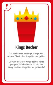 Kings Becher Bechern BeerBaller