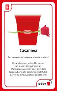 Casanova Bechern BeerBaller