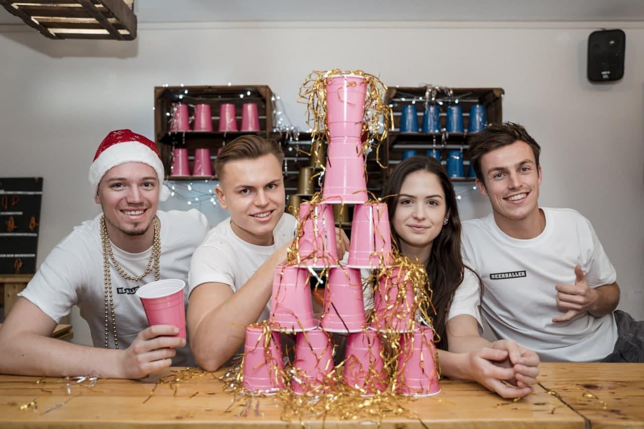 Weihnachten BeerBaller