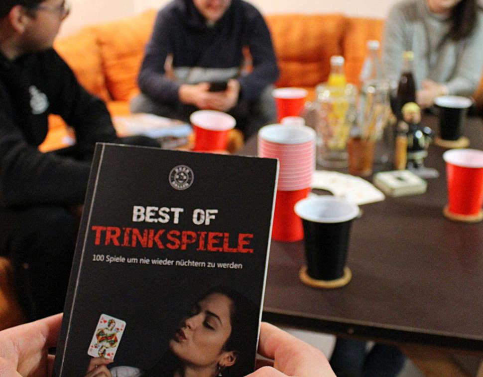 Best of Trinkspiele - BeerBaller | Trinkspiele und Beer